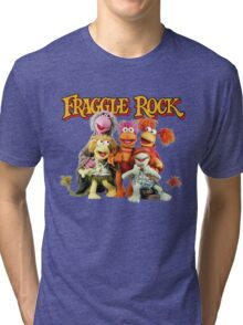 Fraggle Rock Tri-blend T-Shirt