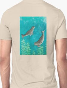 Playful Seals Unisex T-Shirt