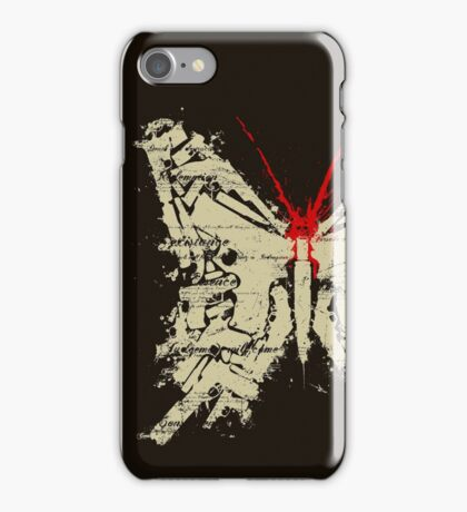 Deadly Species - Butterfly iPhone Case/Skin