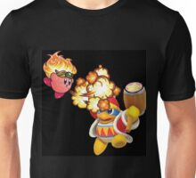 Kirby and King Dedede Unisex T-Shirt