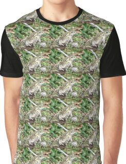 South American Frog Graphic T-Shirt