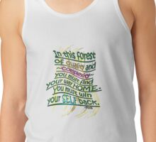 Win your SELF back! Tank Top
