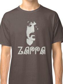 Frank Zappa Silhouette Classic T-Shirt