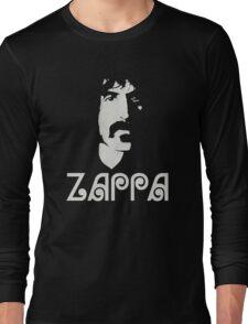 Frank Zappa Silhouette Long Sleeve T-Shirt