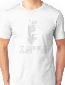 Frank Zappa Silhouette Unisex T-Shirt