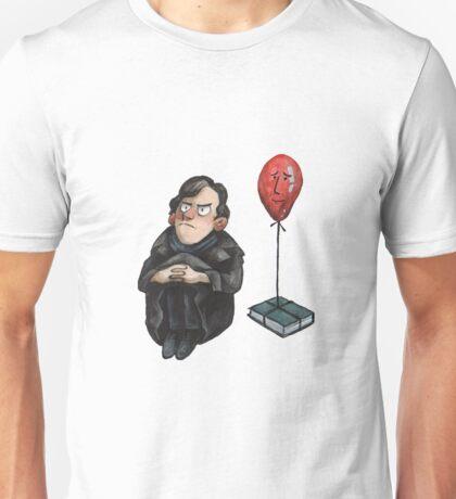 Sherlock And John Balloon TST Unisex T-Shirt