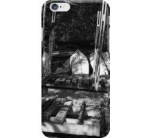 Boatshed | Greenwich Baths iPhone Case/Skin