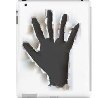 Handprint iPad Case/Skin