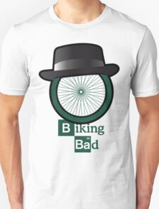 Breaking Bad parody: biking bad T-Shirt