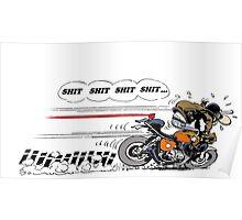 Brakes Stronger Camshaft Poster