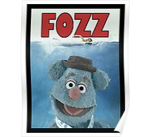 Fozz by Steven Spielberg Poster