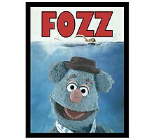Fozz by Steven Spielberg Photographic Print