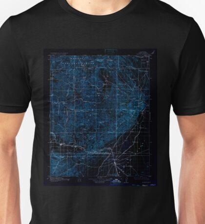 USGS TOPO Map California CA Mojave 299466 1915 125000 geo Inverted Unisex T-Shirt