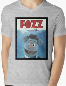 Fozz by Steven Spielberg Mens V-Neck T-Shirt