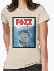 Fozz by Steven Spielberg Womens Fitted T-Shirt