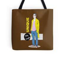 Unique Men Tote Bag