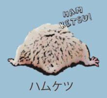 Ham Ketsu ! Kids Tee