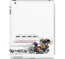 Brakes Stronger Camshaft iPad Case/Skin