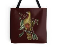 Parrot in the jungle   Animals Tote Bag