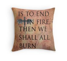 Middle Earth Inspired Beanies: www.lupineheartclothing.bigcartel.com Throw Pillow