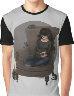Reading Graphic T-Shirt