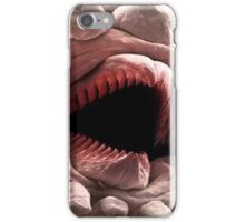 [laughs microscopically] iPhone Case/Skin