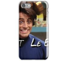 Matt LeBlanc Friends TV Show iPhone Case/Skin