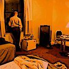 Lonesome In New York by Benedikt Amrhein