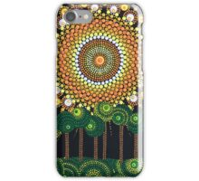 Sun in the Trees iPhone Case/Skin