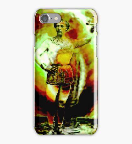 Mister Dynamite iPhone Case/Skin