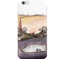 Humpback iPhone Case/Skin