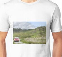 The Three Castles Welsh Trial 2014 Unisex T-Shirt