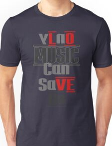 LOVE Us - MUSIC - Can Save Us Unisex T-Shirt