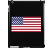 United States of America - American Apparel - Independence Day T-Shirt iPad Case/Skin