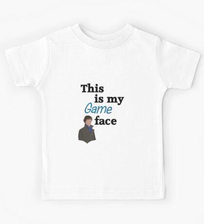 Game Face Kids Tee