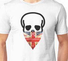 British Skull Gangster Unisex T-Shirt