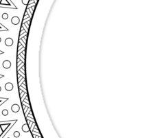 Moon Pattern Sticker