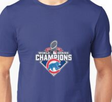 Chicago Cubs 2016 World Series Champions Unisex T-Shirt