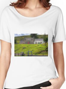 Burnside Cottages Women's Relaxed Fit T-Shirt