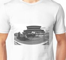 "Unique and rare 1980 Race Trucks France 13 n&b) (t) "" fawn paint Picasso ! Olao-Olavia by Okaio Créations Unisex T-Shirt"