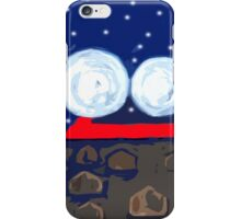 THE NIGHT TRAIN 2 iPhone Case/Skin