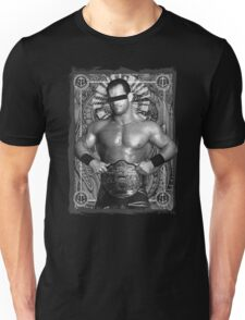 Chris Benoit Gone But Forgotten Tribute Unisex T-Shirt