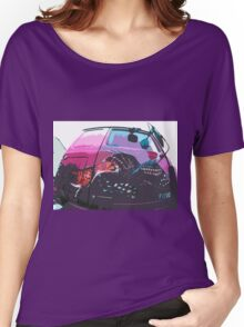 "Unique and rare 1980 Race Trucks France 7 (c) (t) "" fawn paint Picasso ! Olao-Olavia by Okaio Créations Women's Relaxed Fit T-Shirt"