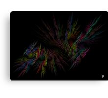 Raw Fractal  Canvas Print