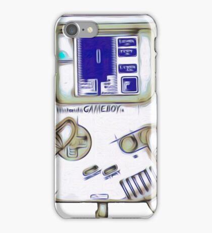 Nintendo Game Boy iPhone Case/Skin