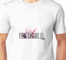 Final Fantasy 2 Logo Unisex T-Shirt