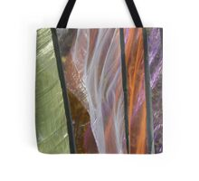 tent in the garden Tote Bag