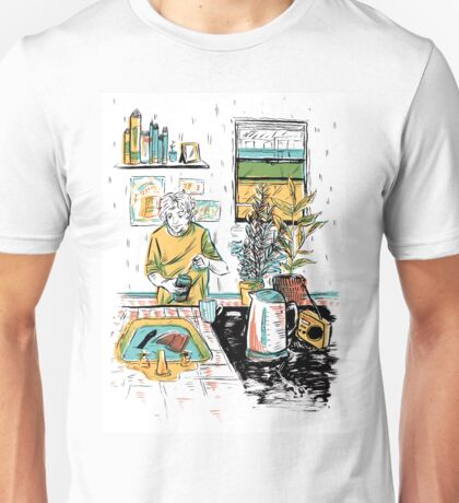 Early Mornings Unisex T-Shirt