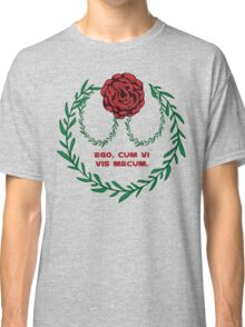 Flower Rebellion  Classic T-Shirt