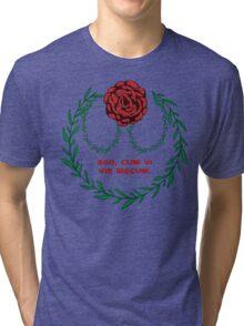 Flower Rebellion  Tri-blend T-Shirt